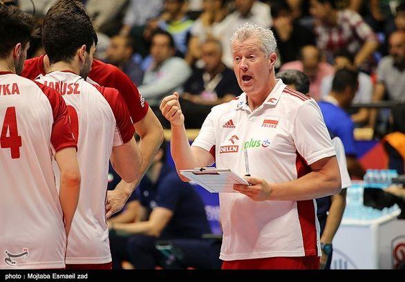 جزئیات شکایت فدراسیون والیبال لهستان از ایران