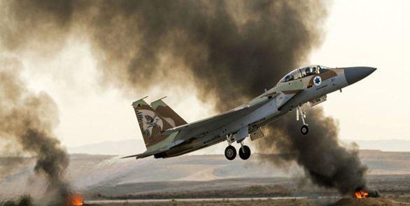 هواپیمای نظامی رژیم صهیونیستی در کرانه باختری سقوط کرد + جزئیات