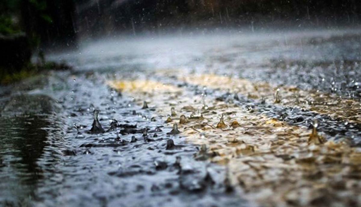 هواشناسی   بارش باران در 10 استان کشور