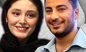 عکس لورفته از مراسم ازدواج نوید محمدزاده با فرشته حسینی + عکس