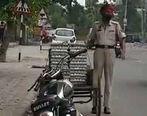 پلیس تخم مرغ دزد دستگیر شد
