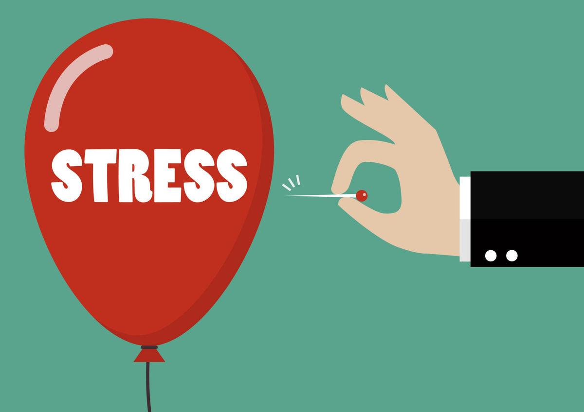 10راه حل برای کاهش استرس در کمتر از 5 دقیقه