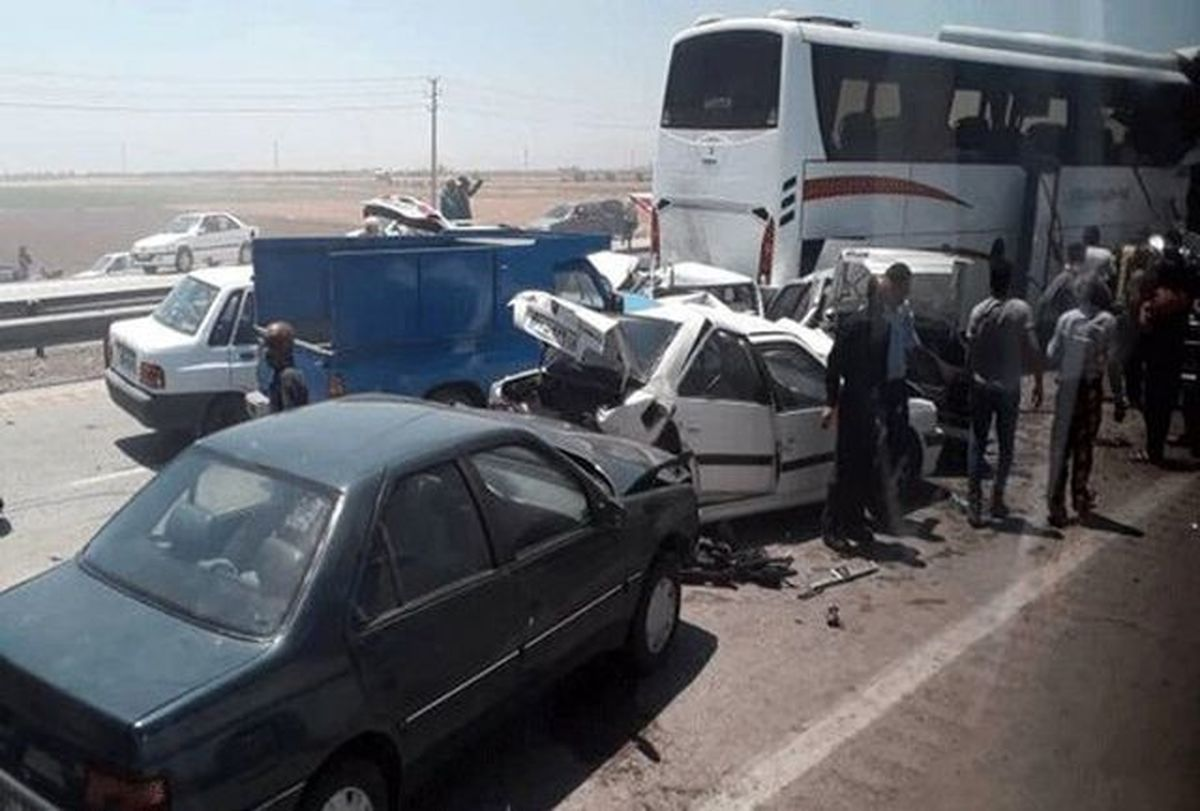 حادثه رانندگی برای نماینده مجلس