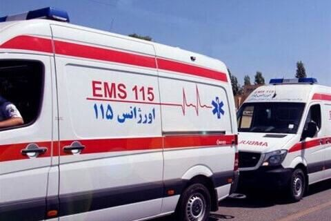 9 killed and injured in an accident on the Kazerun axis