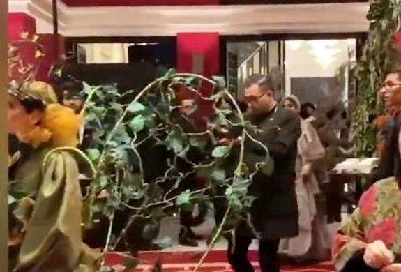 فشن شوی مختلط در یزد خبر ساز شد + فیلم