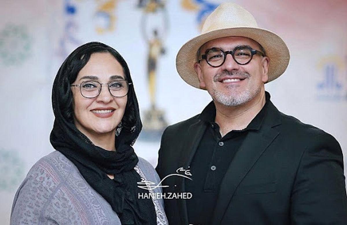 بازیگران زن ایرانی که از همسرانشان بزرگترند + عکس
