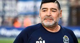 دیگو مارادونا اسطوره فوتبال آرژانتین درگذشت