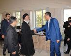 بازدید امام جمعه تبریز از بانک ملی ایران به مناسبت هفته بانکداری اسلامی
