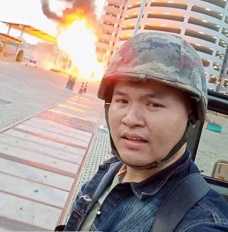 تیراندازی مرگبار در تایلند 01