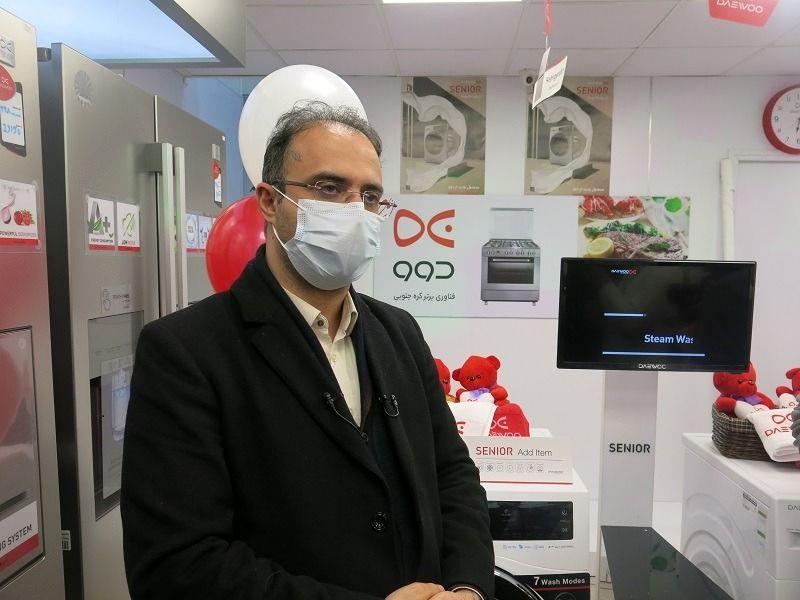 دوو بازار لوازم خانگی ایران را ترک نکرد/ کیفیت خدمات پس از فروش؛ وجه تمایز دوو نسبت به رقبا