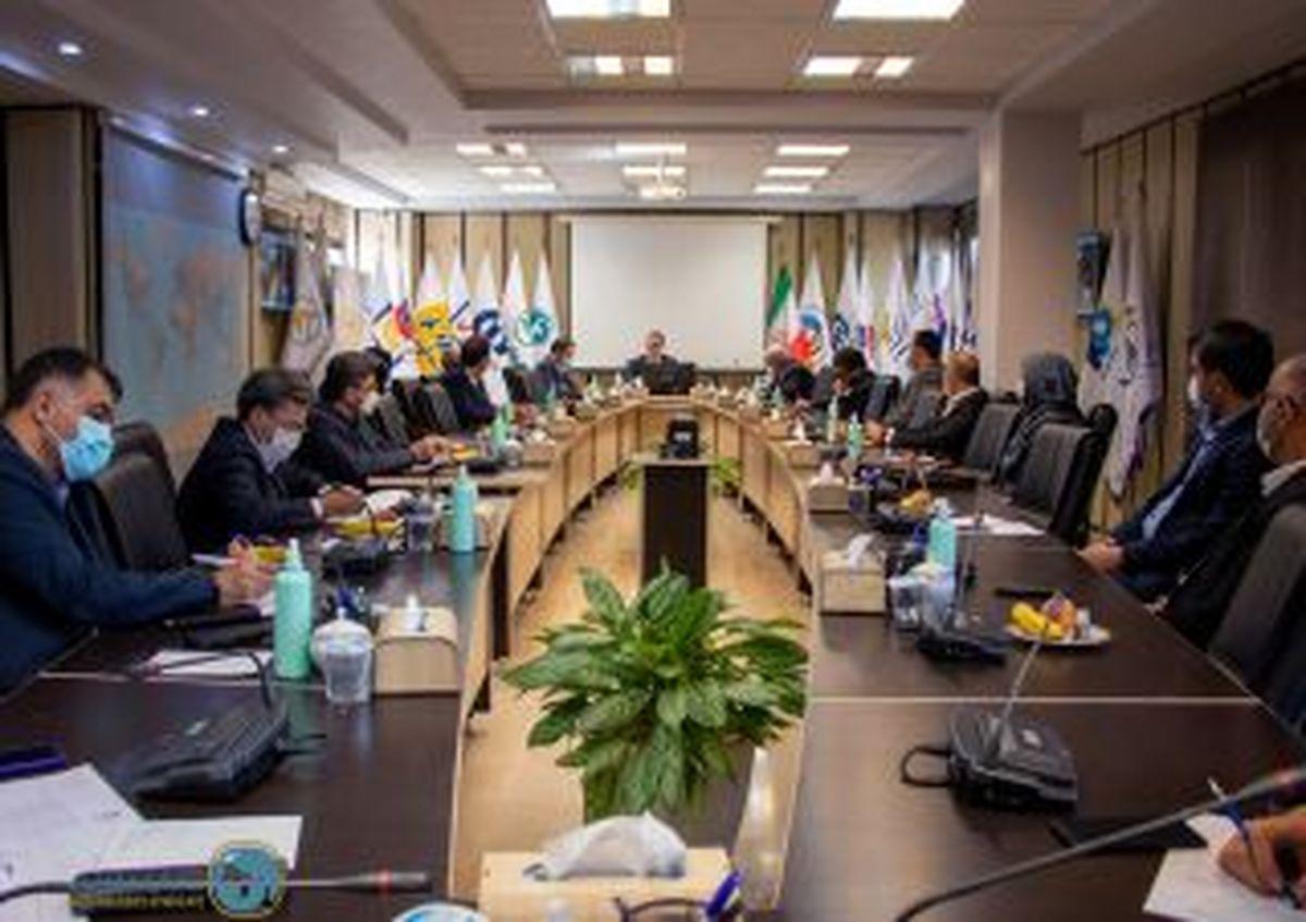 برگزاری جلسه شورای دبیران کارگروه های تخصصی سندیکای بیمه گران ایران
