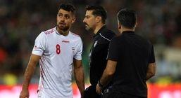 پور علی گنجی بازی بعدی تیم ملی را از دست داد