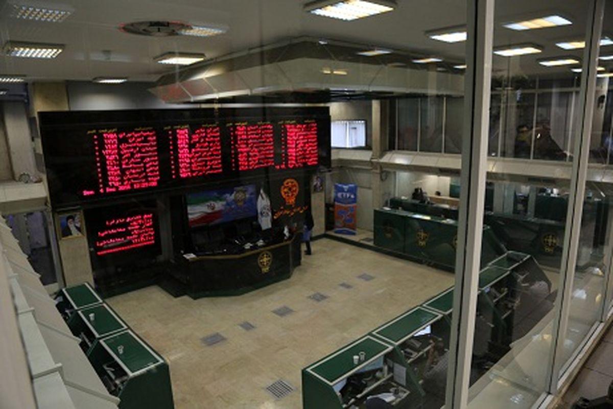 عبور ارزش معاملات بورس تهران از 26140 میلیارد ریال