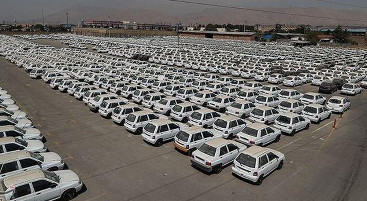 کاهش قیمت پراید / قیمت خودرو امروز ۱۹ مهر