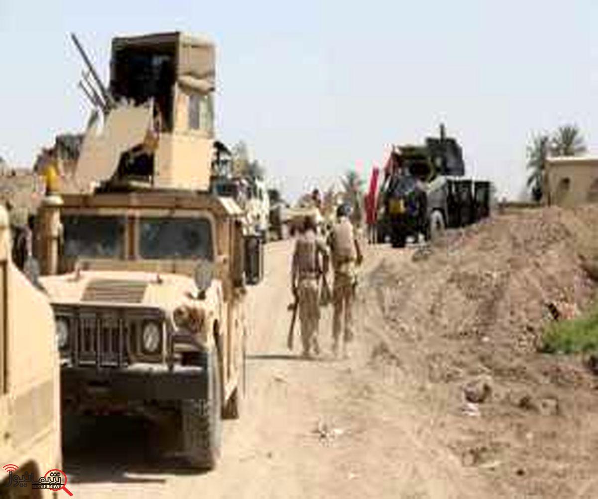 عملیات گسترده ارتش عراق در مرز با اردن و عربستان