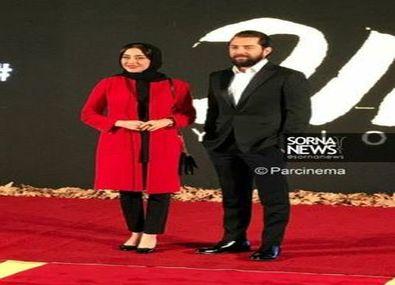 عکس جنجالی بهرام رادان در کنار بازیگر زن معروف+بیوگرافی و تصاویر