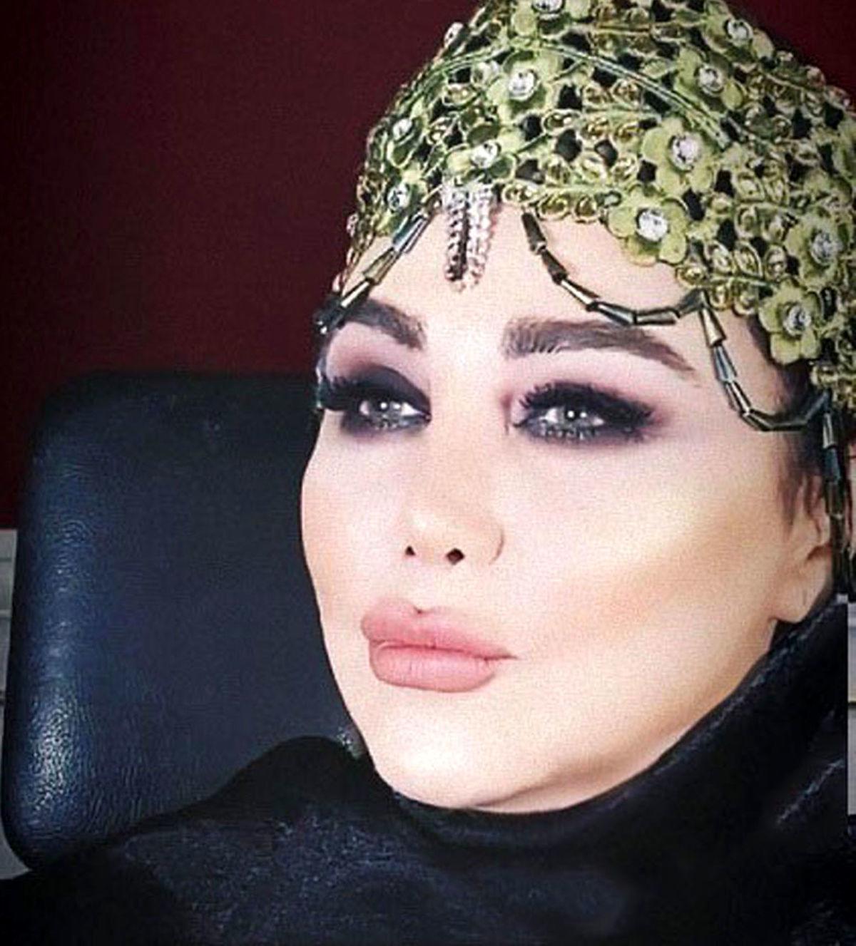 بهنوش بختیاری ملکه شد+عکس