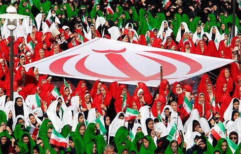 راهپیمایی ۲۲ بهمن + فیلم