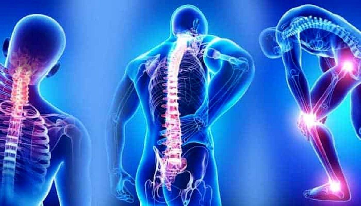 علت اصلی دردهای اسکلتی چیست؟