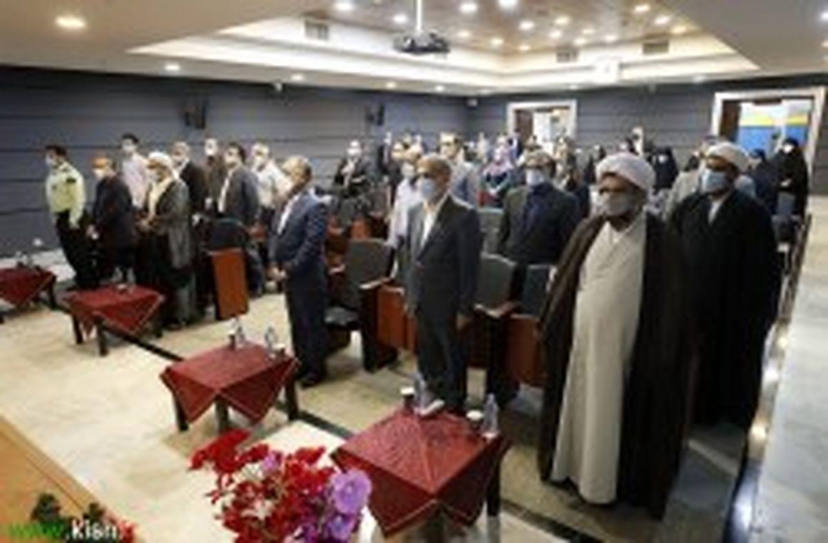 کیش مقام اول مسابقات قرآن مناطق آزاد کشور را کسب کرد