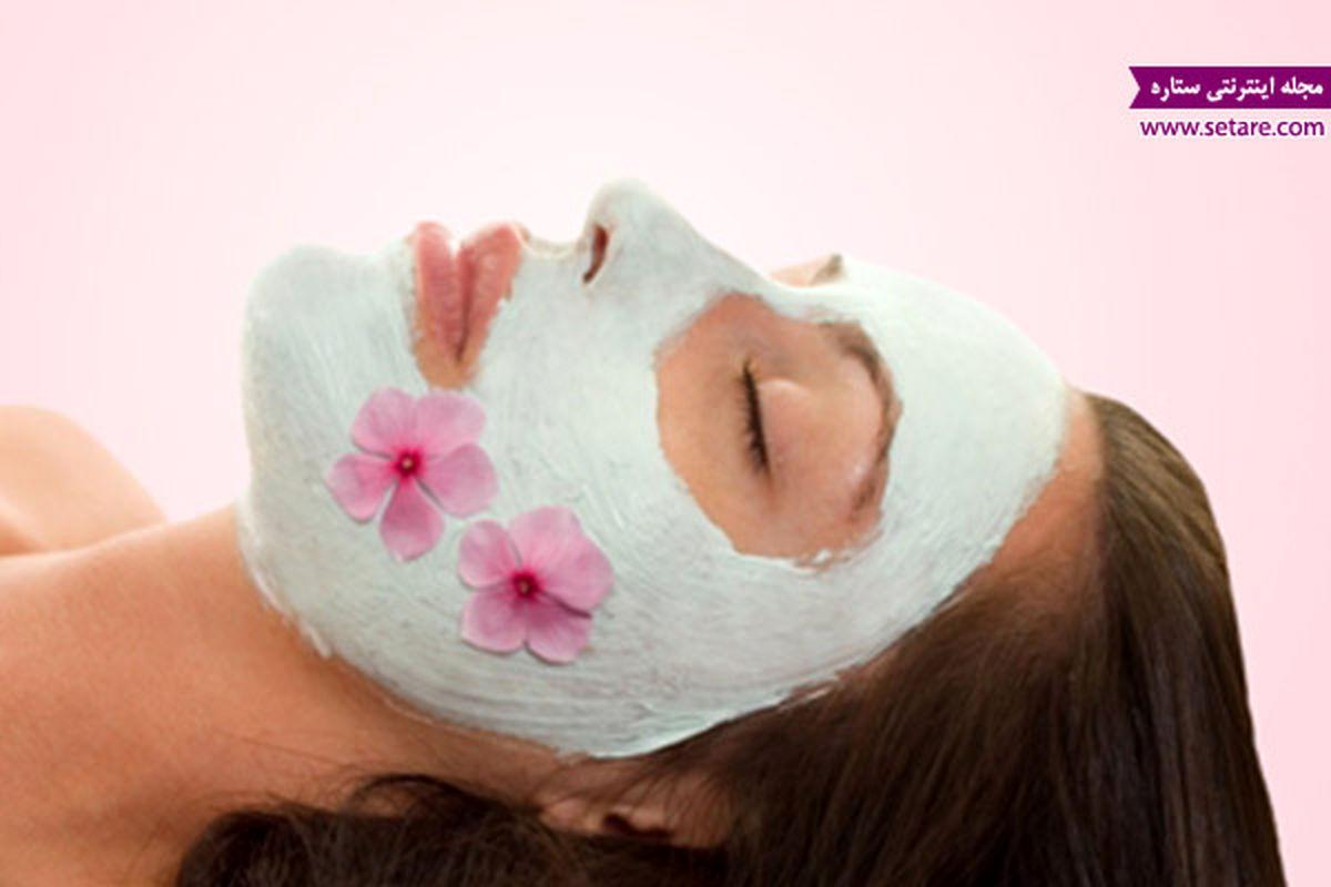 با ماسک گل ختمی صورتتان را مانند پر قو نرم کنید+طرز تهیه