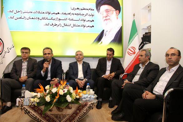 نهضت داخلی سازی در ذوب آهن اصفهان با تولید ریل تبلور پیدا کرده است
