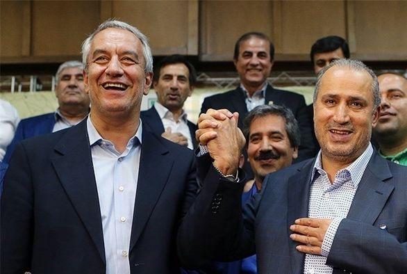 مهدی تاج نایب رئیس AFC شد