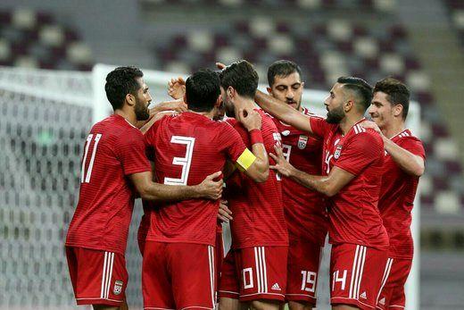 پیش بینی قطری ها در مورد تیم ملی ایران