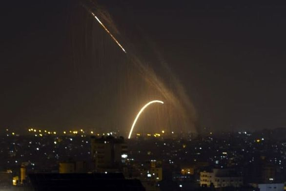 یورش جنگنده های رژیم صهیونیستی به جنوب نوار غزه