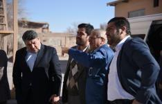 بازدید رییس هیات مدیره بیمه سرمد از کارخانه سیمان کرمان