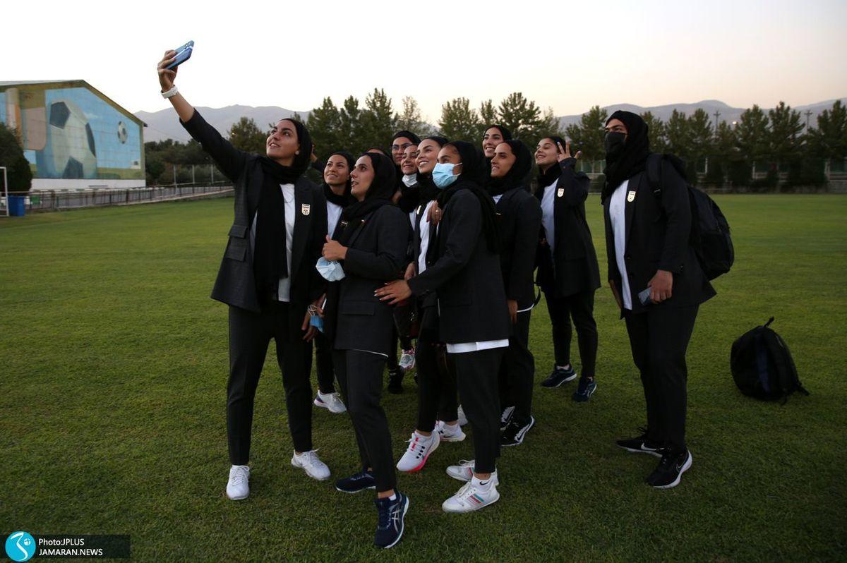 ادامه واکنشها به لباس تیم فوتبال بانوان | وزارت ورزش ورود کرد