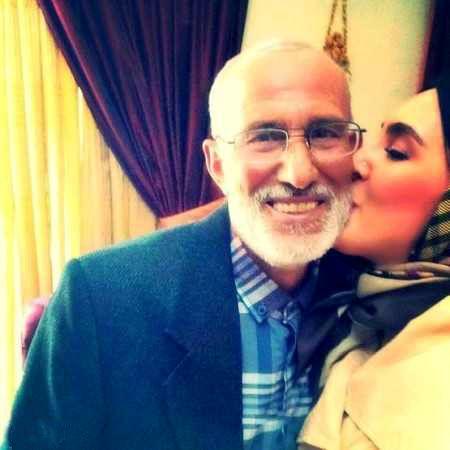 لیلا بلوکات,بیوگرافی لیلا بلوکات,عکس پدر لیلا بلوکات