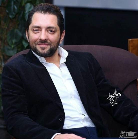 زندگی خصوصی بهرام رادان و همسرش +عکس های جذاب و جالب   ساعدنیوز