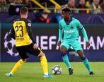 نتیجه بازی بارسلونا و دورتموند + خلاصه بازی | سه شنبه 26 شهریور
