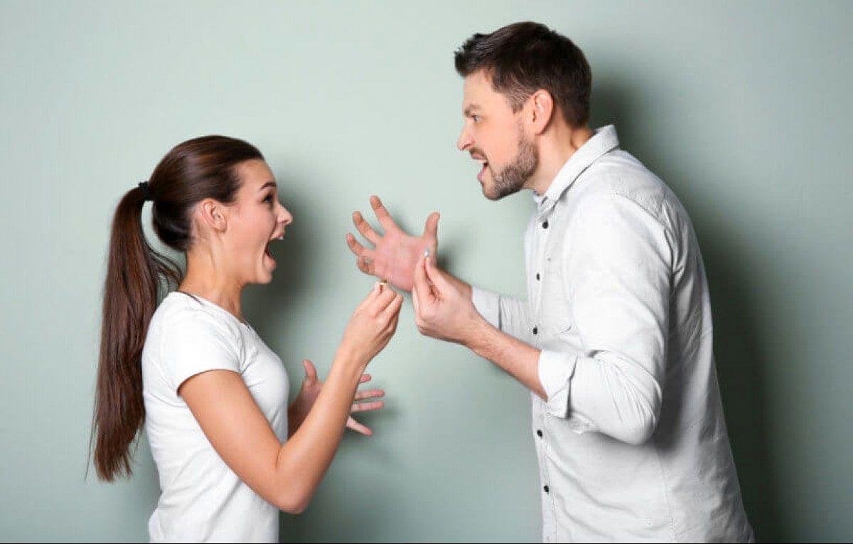 تاثیر منفی کرونا بر روابط زناشویی