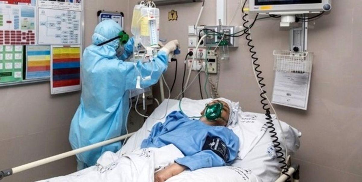 وضعیت بیمارستانهای کرونایی در تهران