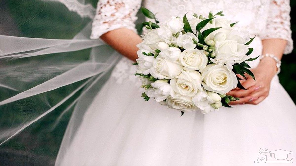 عجیب ترین ازدواج دنیا + عکس