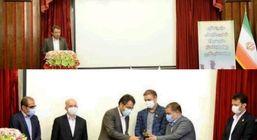 بیدبلند خلیج فارس پروژه برتر ایران شد