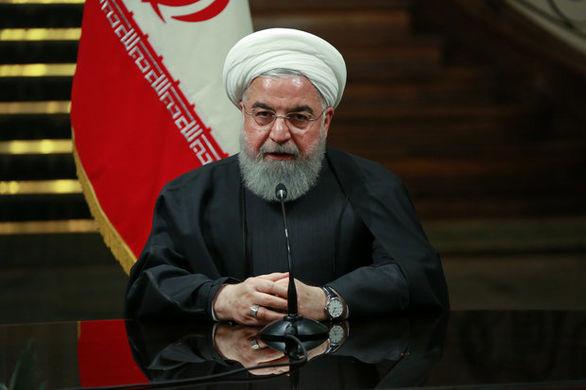 صحبت های روحانی در خصوص مقابله ایران در برابر کرونا