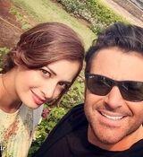 محمدرضا گلزار | عکس جنجالی محمدرضا گلزار در آغوش بازیگر زن در باغ + بیوگرافی و تصاویر