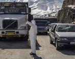 ممنوعیت تردد در 5 نقطه از مازندران از امروز