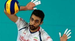 بیوگرافی سامان فائزی والیبالیست محبوب + تصاویر