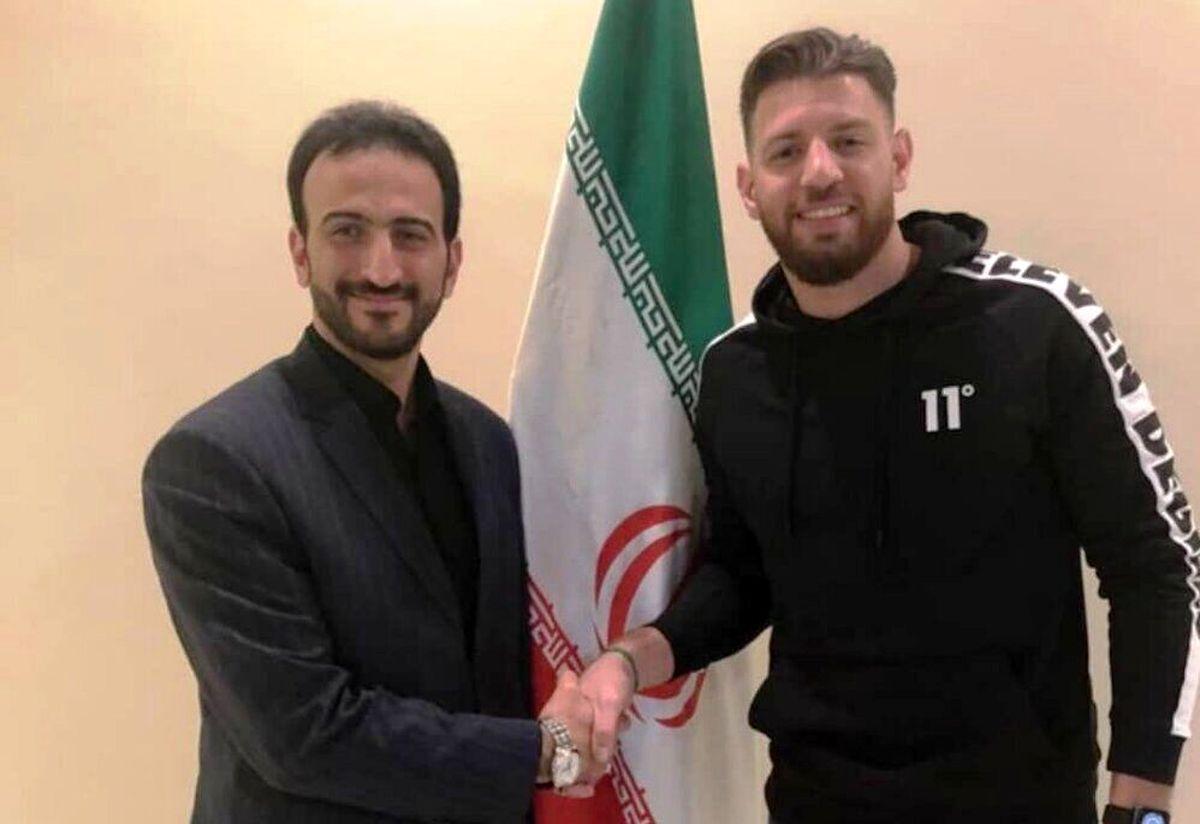 دروازهبان تیم ملی لبنان به ذوبآهن پیوست