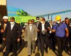 کارخانه فرآوری کنسانتره زغالسنگ ممرادکو، از پروژههای میدکو افتتاح شد