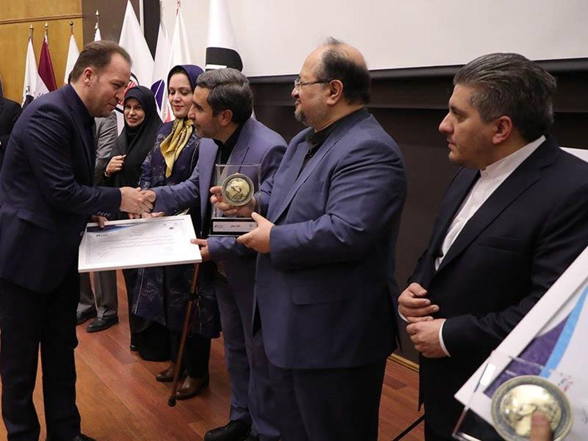 تقدیر از بانک مسکن در سومین دوره جایزه مسوولیت اجتماعی