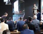 بازدید عضو هیات مدیره بانک مسکن از جشنواره ملی نوآوری
