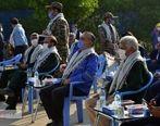 برگزاری مراسم گرامیداشت هفته بسیج در پتروشیمی شهید تندگویان