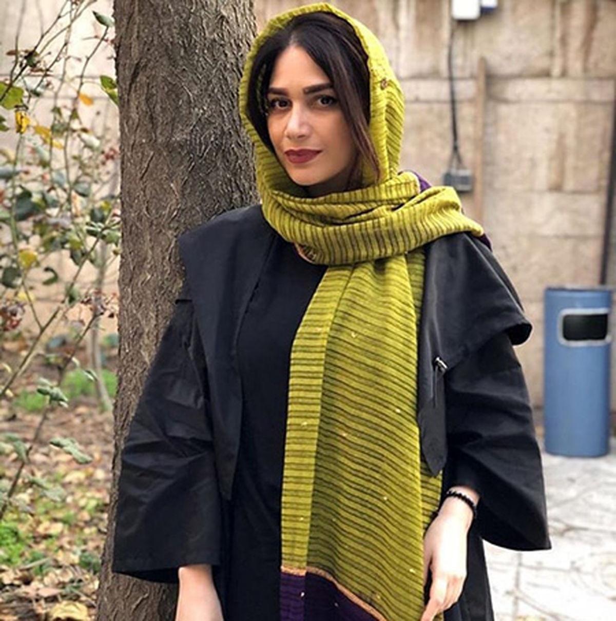 آسیه اسدزاده در جشنواره کن + عکس
