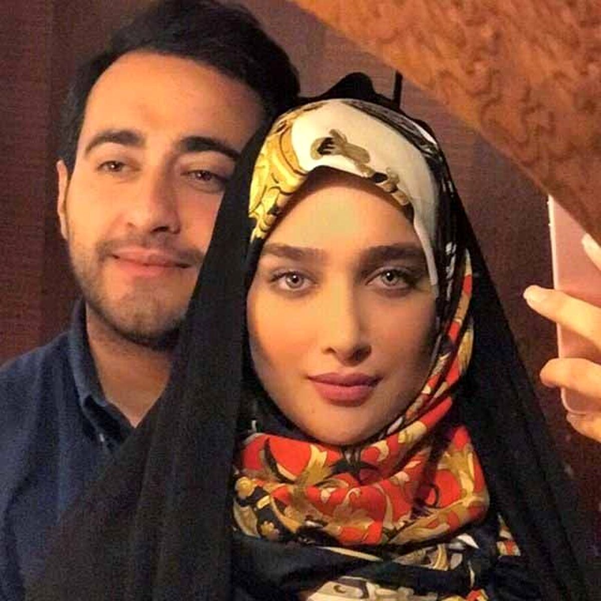 واکنش جنجالی آناشید حسینی عروس سفیر به خبر طلاقش + عکس