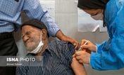 رفتار ناشایست یک پرستار هنگام تزریق واکسن کرونا + عکس